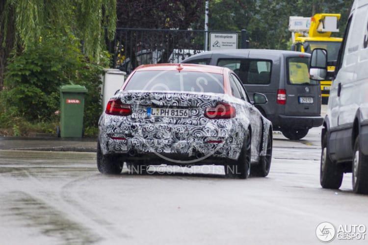 BMW M2 Erlkönig Autogespot