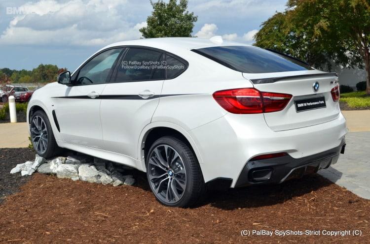 Neuer BMW X6 F16: Vorstellung mit M-Performance Parts ...