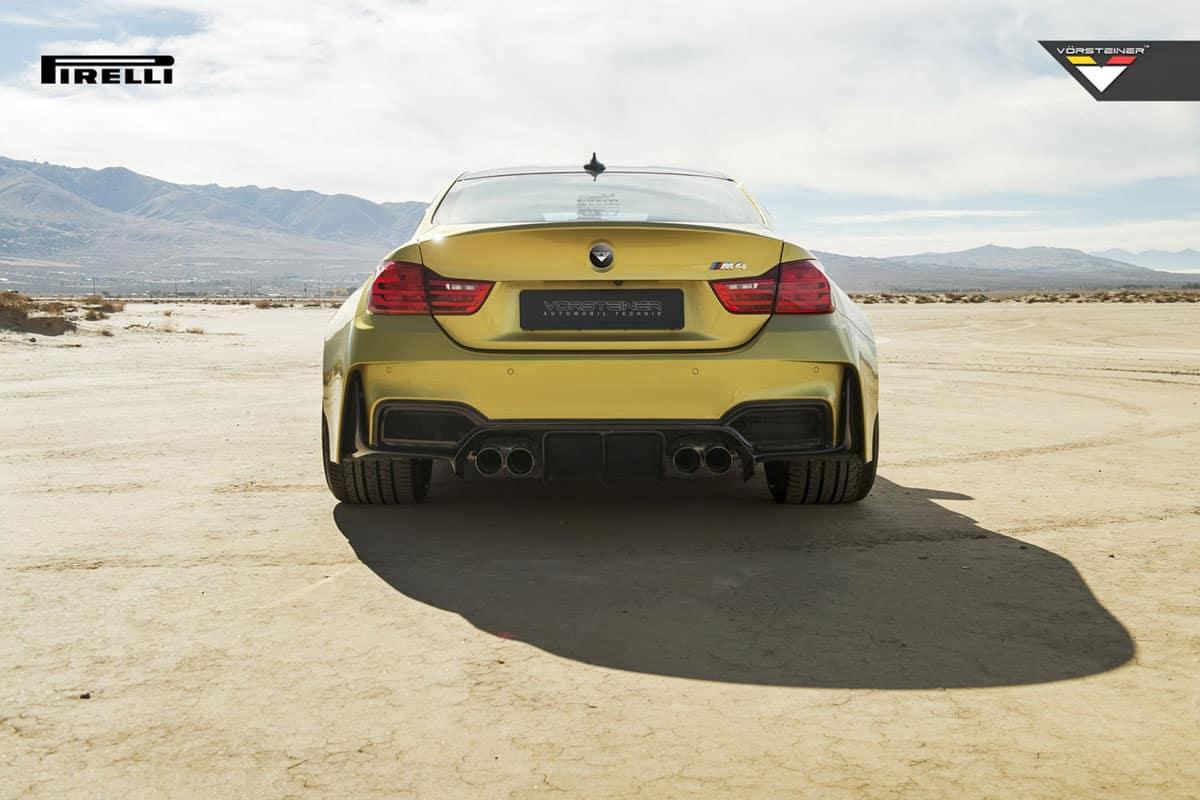 Vorsteiner GTRS4 – BMW M4
