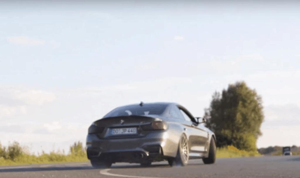 JP's BMW M4