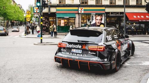 Audi RS6 von Jon Olsson