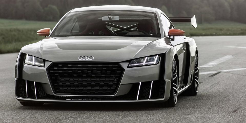 Studie Audi Tt Clubsport Concept Krautdub