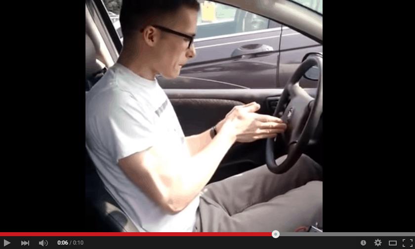 Video: Fasthonk Guy