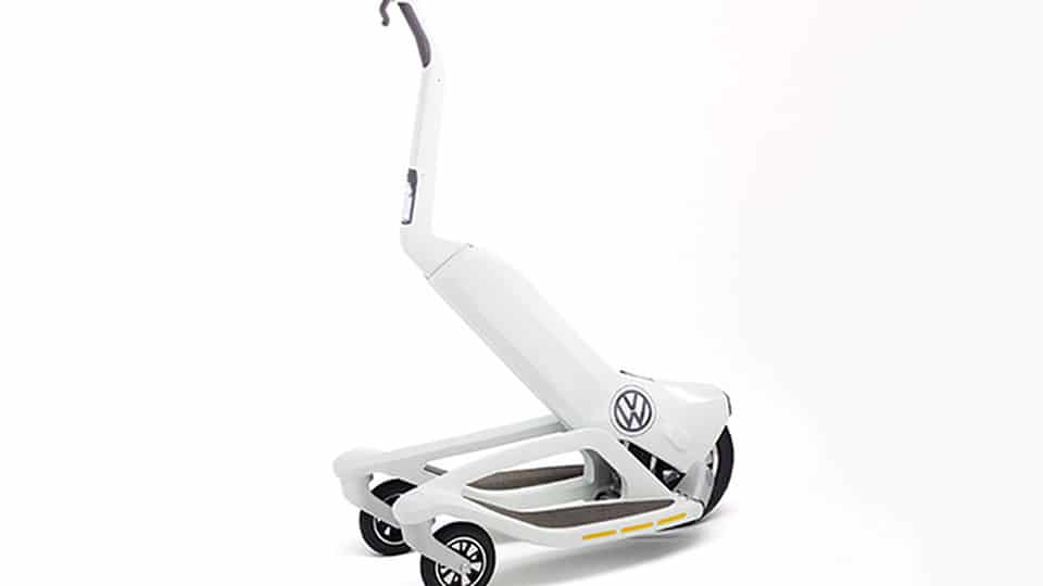 VW Scooter / Elektroroller