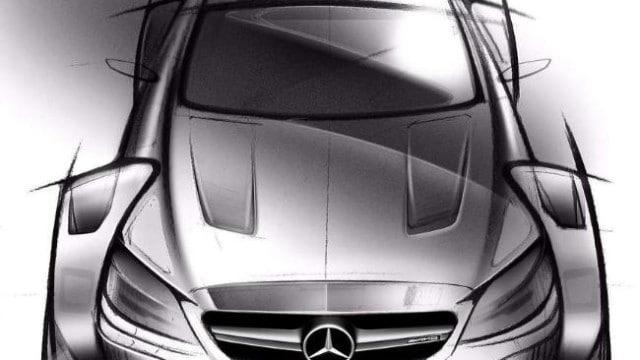 Mercedes AMG C63 Coupé