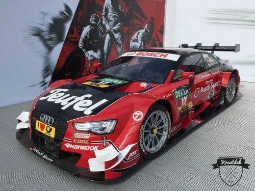 Audi RS5 DTM von Miguel Molina