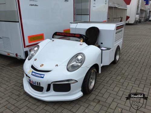 Porsche Carrera GT3 Kart