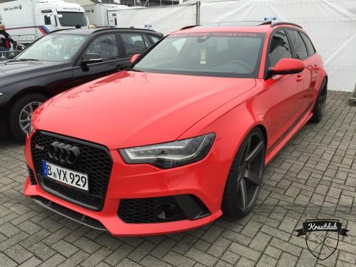 Audi RS Vossen Felgen