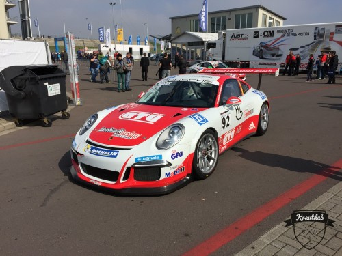 Porsche Carrera GT3 Cup von Müller