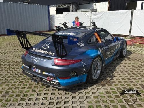 Porsche Carrera GT3 Cup von A. Riberas