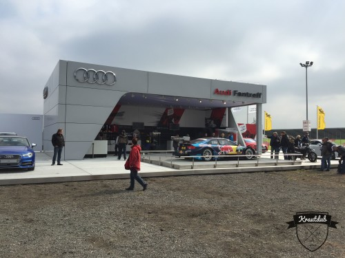Audi Fantreff