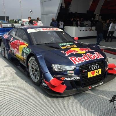 Audi RS5 DTM von Mattias Ekström