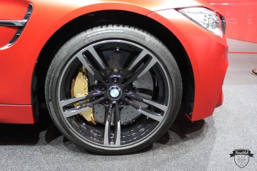 IAA 2015 - BMW M4 F82