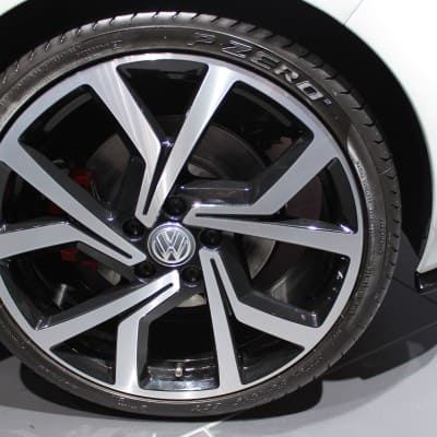 IAA 2015 - VW Golf GTI Clubsport