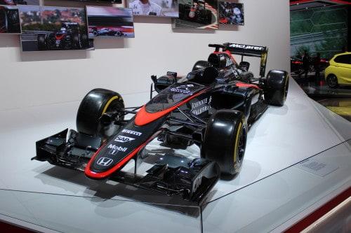 Formel 1 Wagen von McLaren