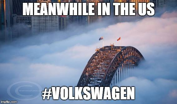 Meanwhile in the us - #volkswagen