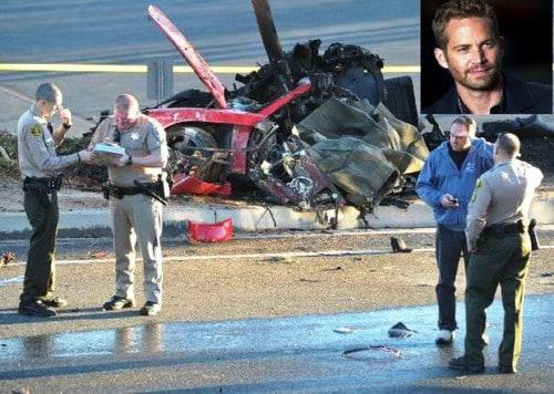 Paul Walkers Unfall