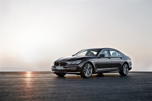 BMW neue 7er Reihe auf der IAA 2015
