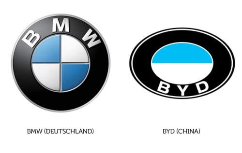 BMW und BYD