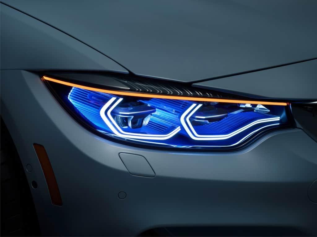 BMW Laserlicht-Scheinwerfer