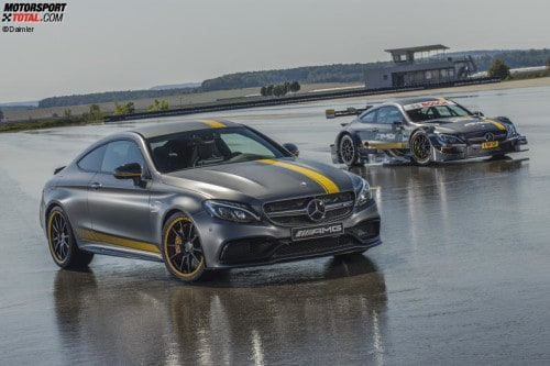 Mercedes C63 AMG DTM Coupé - DTM 2016