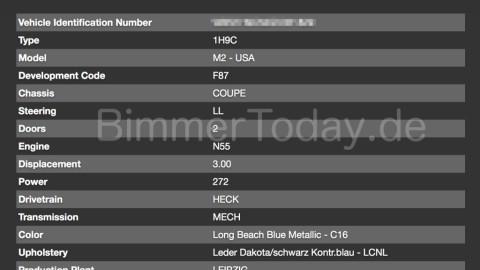 BMW-M2-Technische-Daten