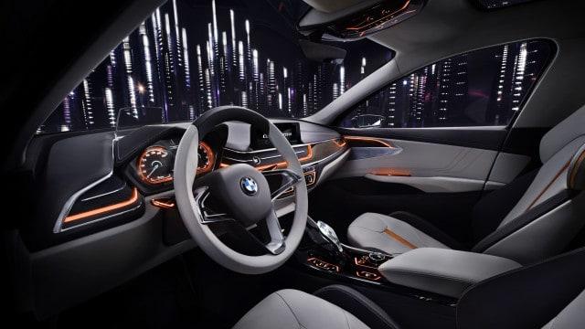 BMW CONCEPT SEDAN