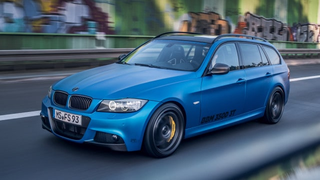 BBM-BMW-350D-3T-3
