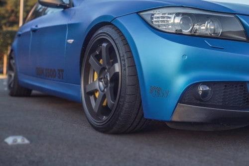 BMW E91 Touring 350d von BBM Motorsport