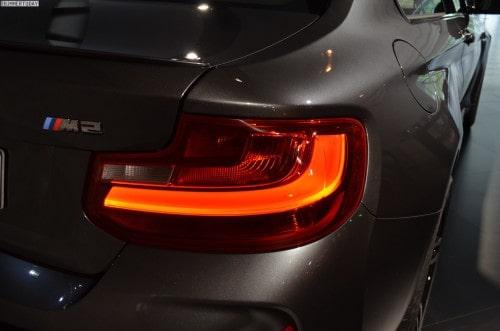 BMW M2 in Mineralgrau