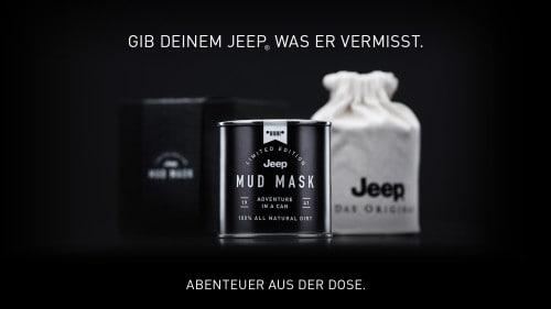 Die Jeep Mud Mask