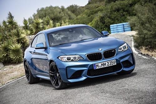 BMW M2 Long Beach Blue