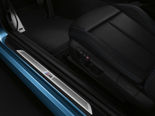 BMW M2 Innenraum