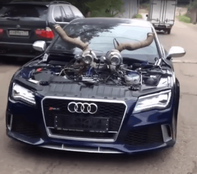 Audi RS7 Stage 10?