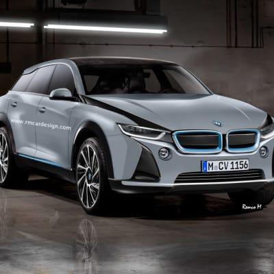 BMW i5 Crossover (2020)