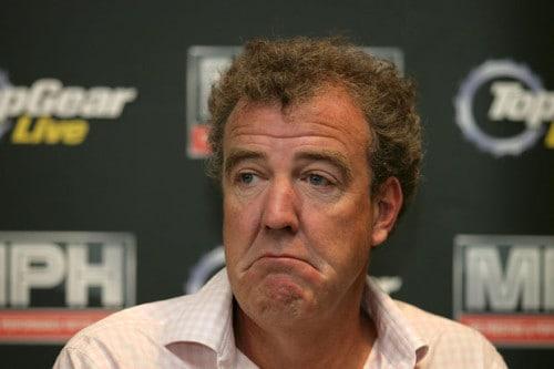 Jeremy Clarkson entschuldigt sich