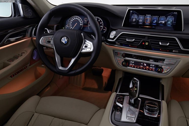 BMW 7er - BMW 750Li G12