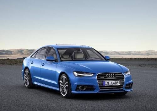Audi A6 im Jahr 2016