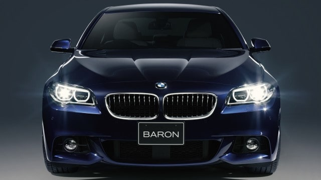 BMW 5er Baron - Sonderedition für Japan