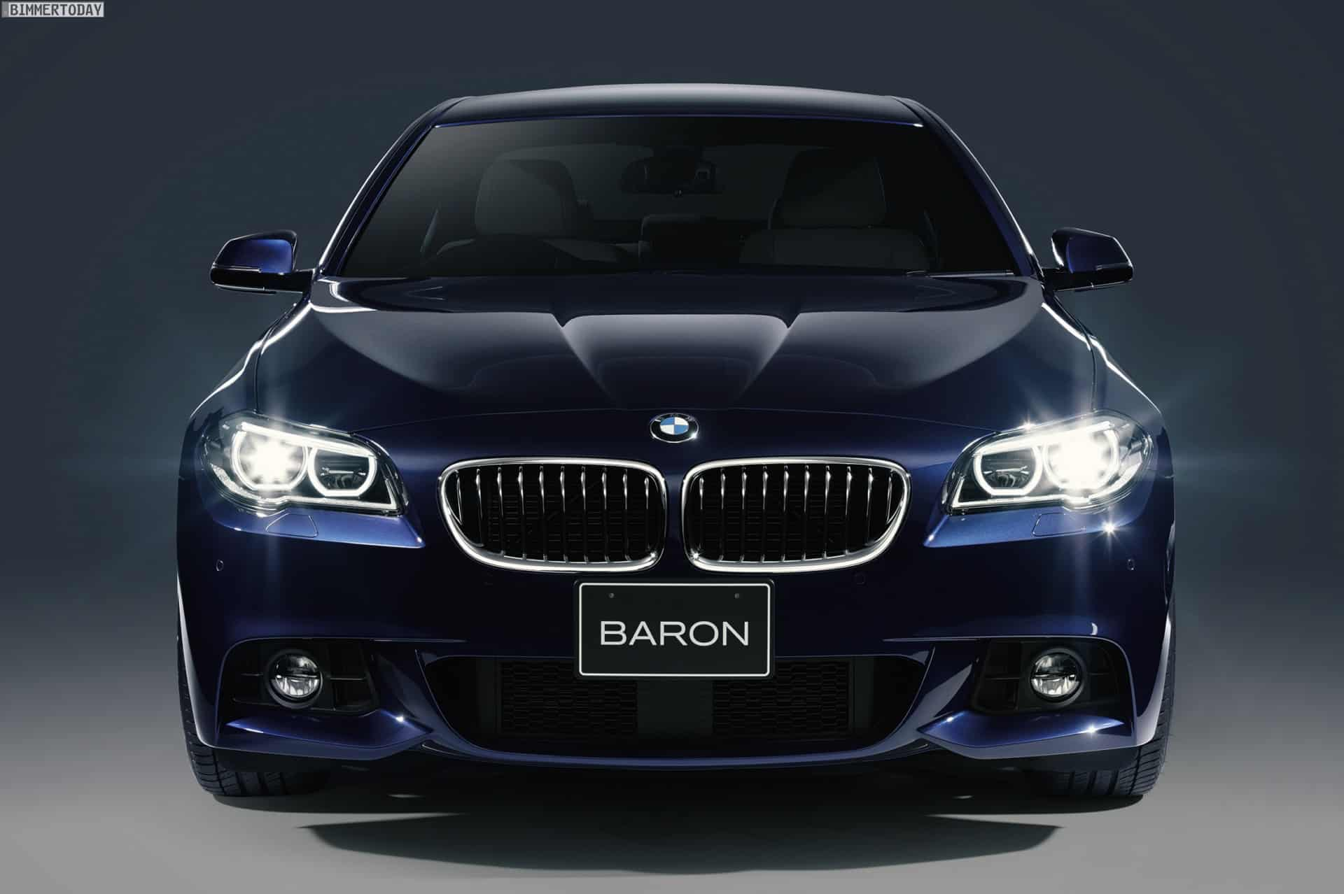BMW 5er Baron - Sonderedition für Japan