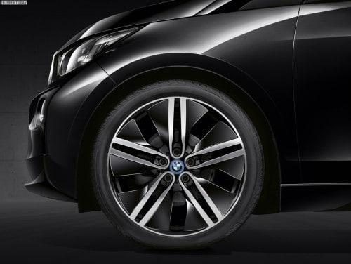 BMW i3 Sondermodell in Fluid Black