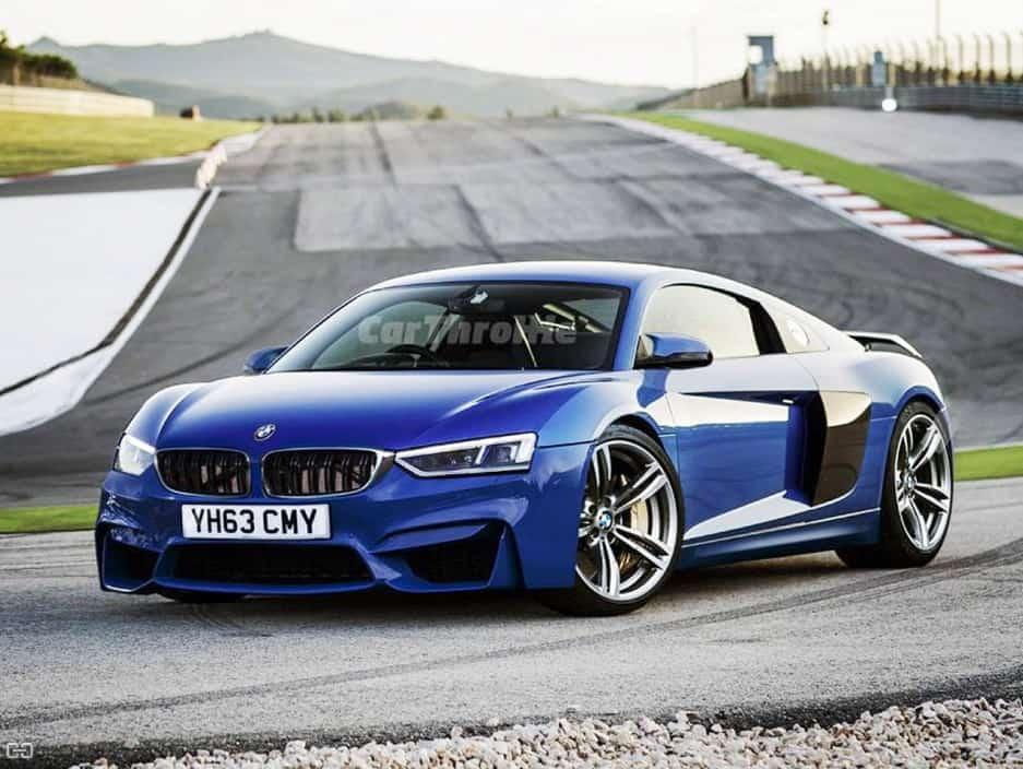 Car Throttle - BMW M4 trifft auf Audi R8