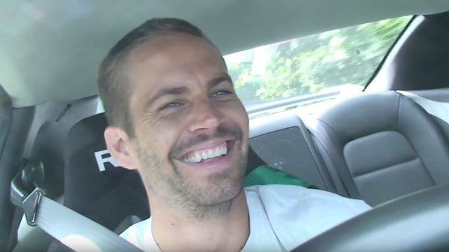 Paul Walker lost footage - verlorenes Videomaterial