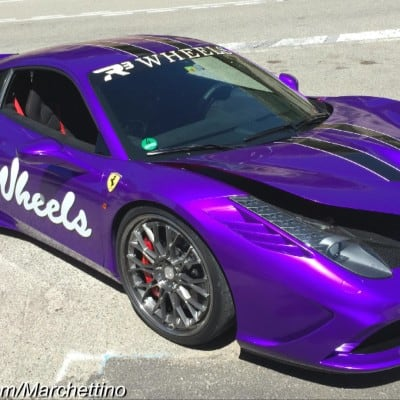 R3 Wheels Ferrari