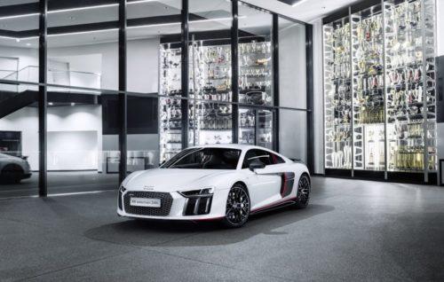 """Selection 24h"" Sondermodell des Audi R8"