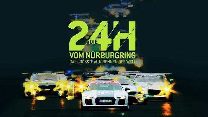 Die 24h vom Nürburgring