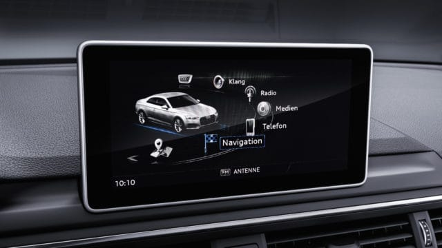 Audi A5 Coupé