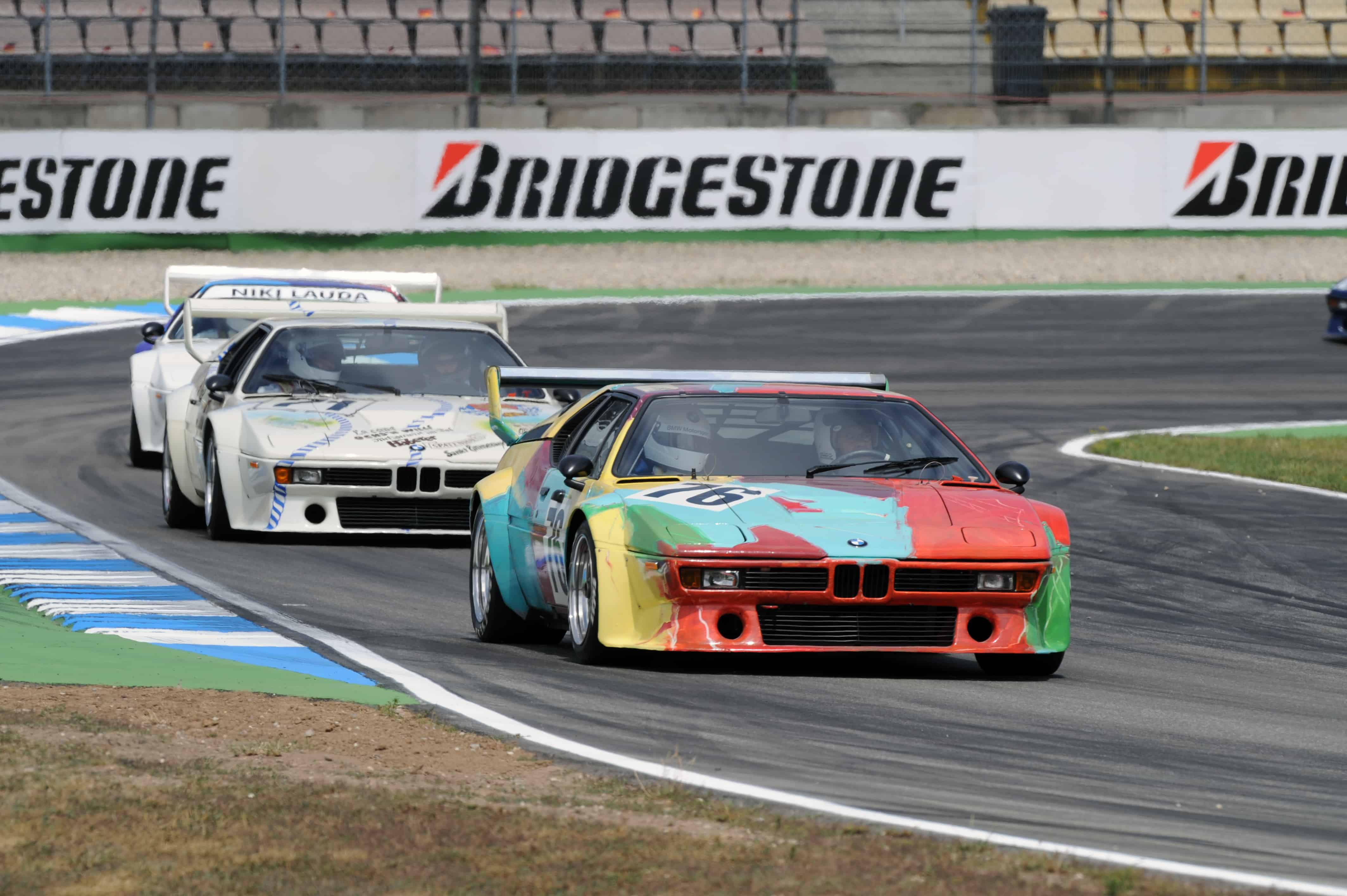 BMW M1 Procar Hockenheimring