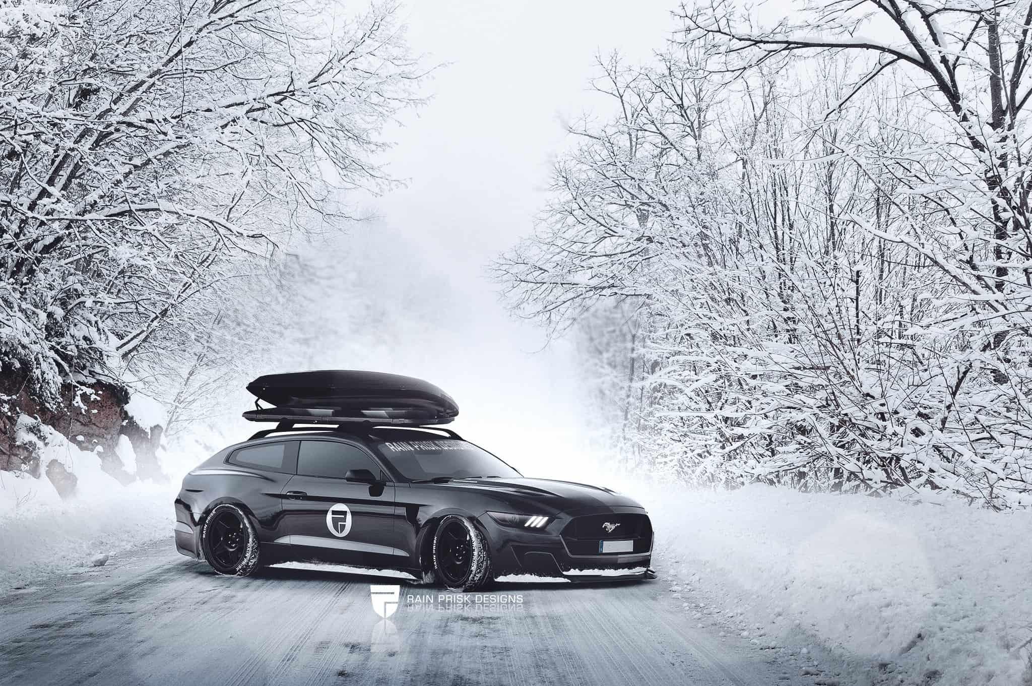 Ford Mustang 2015 ©Rain Prisk