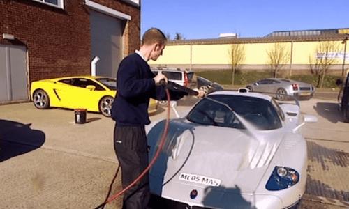 [Autopflege] Der teuerste und wohl beste Fahrzeugpfleger
